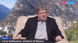 Read more about the article Intervista a Loris Galbusera, sindaco di Biasca