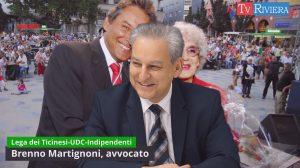 Read more about the article Il Candidato – Intervista a Brenno Martignoni , candidato al Municipio di Bellinzona
