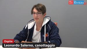 Read more about the article Puntata 4 – Una Promessa Sportiva – Leonardo Salerno, canottaggio