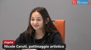 Read more about the article Puntata 3 – Una Promessa Sportiva – Nicole Ceruti, pattinaggio artistico